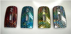 ガラス及び樹脂基板へのアルミ蒸着ミラー加工