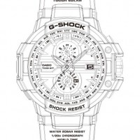 G-SHOCK発売30周年12倍モデル製作